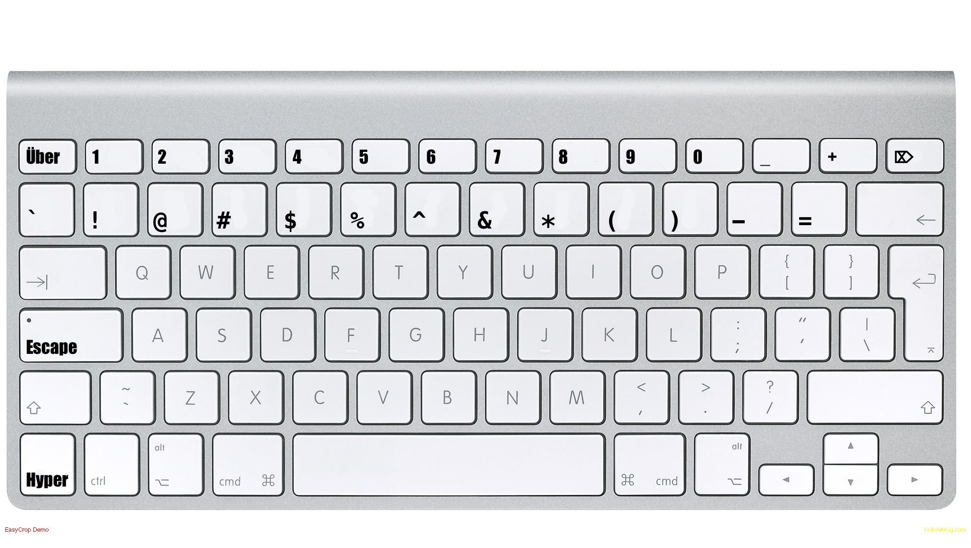 OSX Keyboard Layout