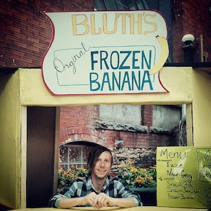 The Frozen Banana Stand