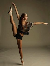 Dancers have the best bodies