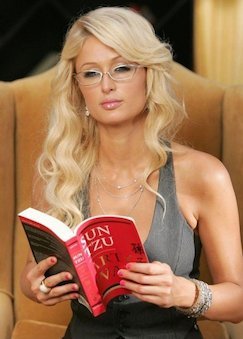 Paris Hilton & the Art of War