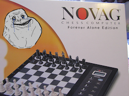 Chess, Forever Alone Edition