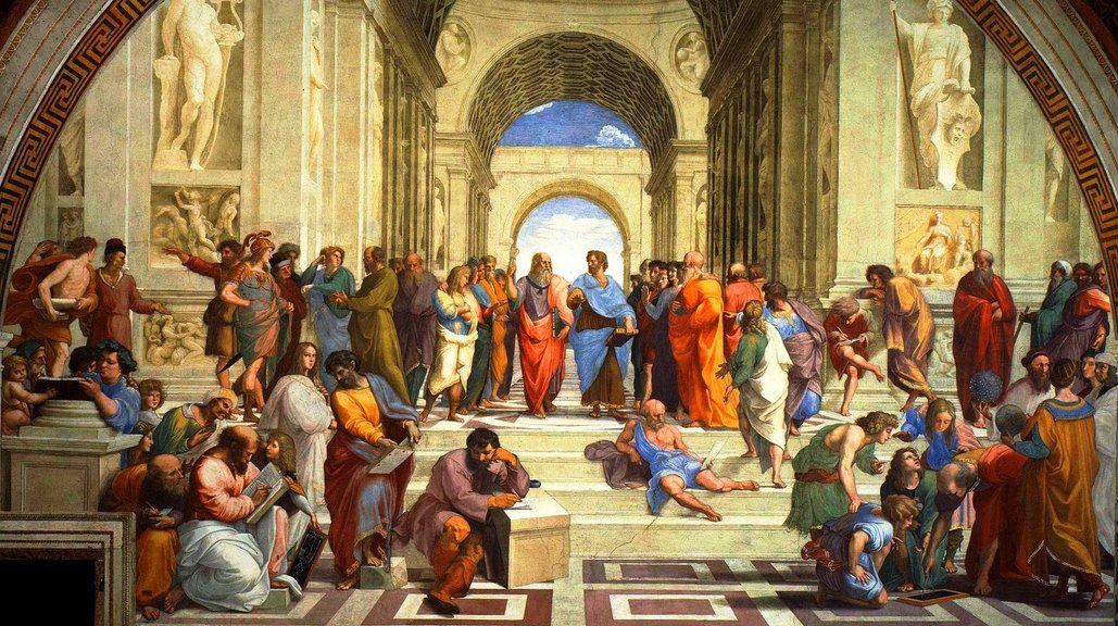 Schizophrenic Socrates' Added Nothing of Value To Society With His Constant Akathisia